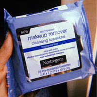 Neutrogena Frangrance Free Make-Up Remover Wipes 50 Ct Twin uploaded by Andrea C.