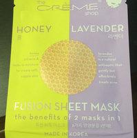 Creme Shop Honey/Lavender Mask 1 Pack Reviews 2019