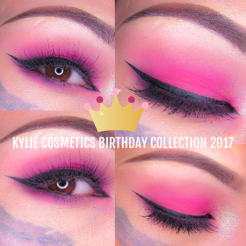 Photo of Kylie Cosmetics The Birthday Collection | I Want It All Palette uploaded by Cora M.