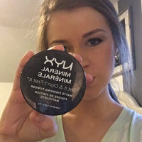 NYX Mineral Matte Finishing Powder uploaded by Kayla K.