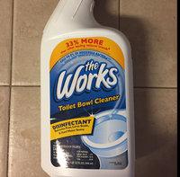 The Works Disinfectant Toilet Bowl Cleaner uploaded by Katherine V.