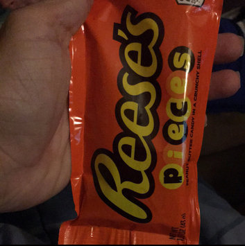 Photo of Reese's Pieces Peanut Butter Cup uploaded by Kristy H.