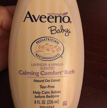 Aveeno Baby Calming Comfort Bath uploaded by Pilar G.