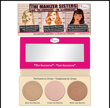 the Balm - the Manizer Sisters Luminizers Palette uploaded by Kelly M.