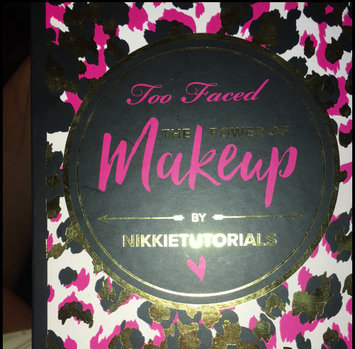 Too Faced The Power of Makeup By Nikkie Tutorials uploaded by Destiny B.