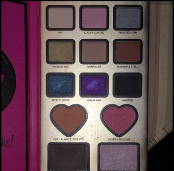 Too Faced The Power of Makeup By NIKKIETUTORIALS uploaded by Destiny B.