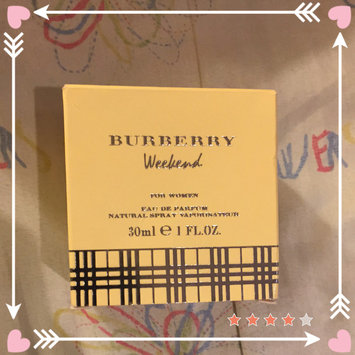 Photo of Burberry Weekend For Women Eau de Parfum uploaded by Nour S.