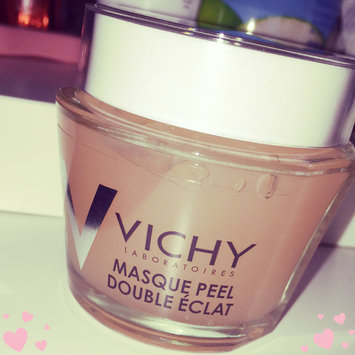 Photo of Vichy Double Glow Facial Peel Mask uploaded by Stephanie G.