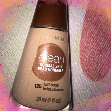 Photo uploaded to Cover Girl Warm Beige Sensitive Skin Liquid Make Up by Maria B.