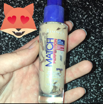 Rimmel: Rimmel Match Perfection Foundation True Ivory uploaded by Monique C.
