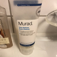 Murad Time Release Acne Cleanser uploaded by emily b.