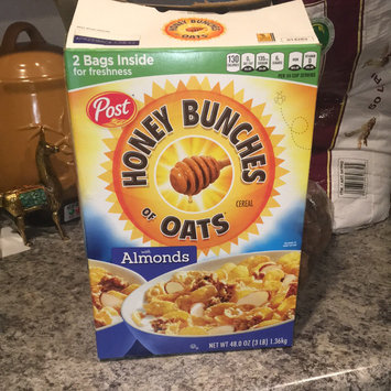 Photo of Honey Bunches of Oats with Almonds uploaded by Kimberly S.