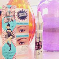 Benefit Cosmetics @nicoleguerriero's Desert Island Pick - Gimme Brow Volumizing Fiber Gel uploaded by Alejandra L.