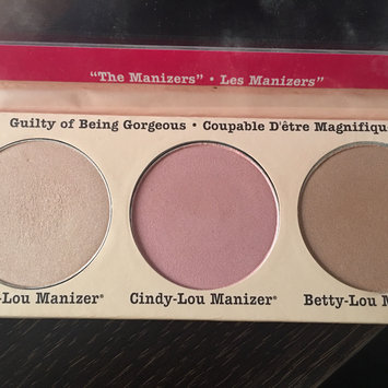 the Balm - the Manizer Sisters Luminizers Palette uploaded by Yoima D.