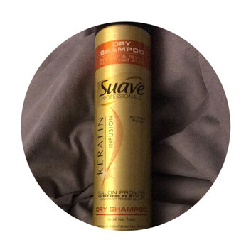 Photo of Suave Professionals® Keratin Infusion Dry Shampoo uploaded by Wanda D.