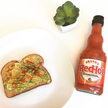 Frank's RedHot® Original Cayenne Pepper Sauce uploaded by Veronica R.