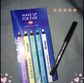 Photo of MAKE UP FOR EVER Aqua Eyes Waterproof Eyeliner Pencil uploaded by Thalia F.