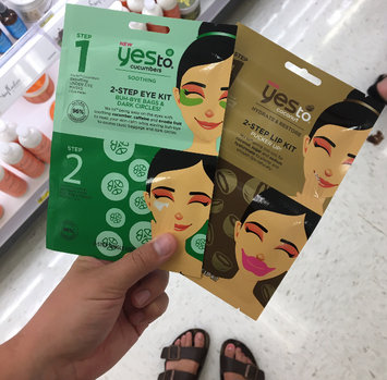 Photo of Yes To Coconut 2 Step Single Use Lip Kit Pucker Up uploaded by Megan K.