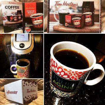 Photo of Tim Hortons Original Single Serve K-Cups uploaded by Brendamaris C.