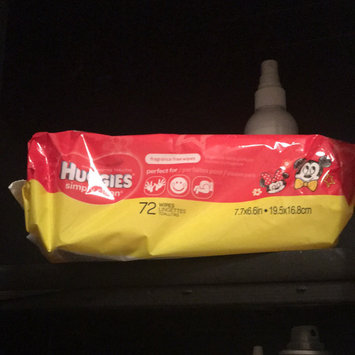 Photo of Huggies® Simply Clean Baby Wipes uploaded by Maria C.