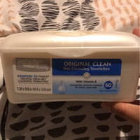 Equate Beauty Original Clean Wet Cleansing Towelettes, 60 sheets uploaded by Ana M.