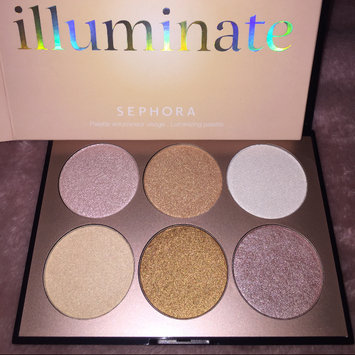 SEPHORA COLLECTION Illuminate Palette uploaded by Kathy H.