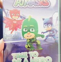 PJ Masks-Time To Be A Hero DVD (Widescreen) uploaded by Sml A.