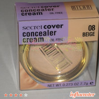 Milani Secret Cover Concealer Cream uploaded by Konstantina V.