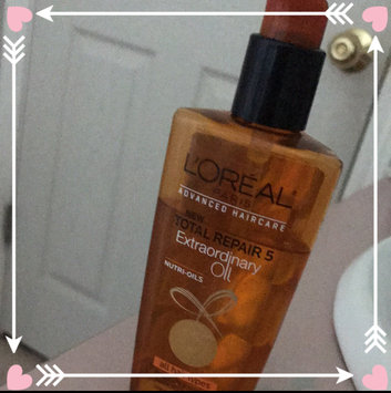 L'Oréal Paris Advanced Haircare Total Repair 5 Extraordinary Oil, All Types uploaded by Mar V.
