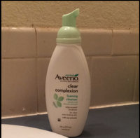 Aveeno Clear Complexion Foaming Cleanser uploaded by Caroline K.