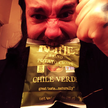 Photo of KETTLE BRAND®Potato Chips Chile Verde uploaded by Morgan R.