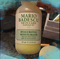 Mario Badescu Hyaluronic Moisturizer SPF 15 uploaded by Natalee S.