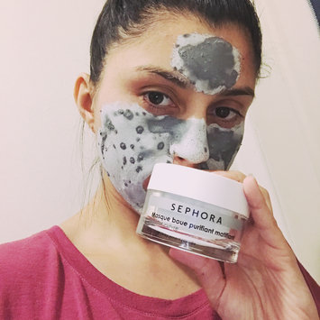 SEPHORA COLLECTION Mud Mask Purifying & Mattifying 1.0 oz/ 30 mL uploaded by Heylin P.