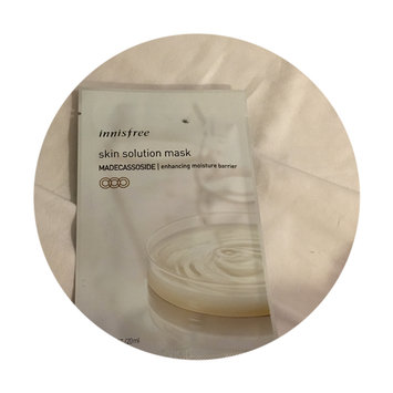 Photo of Innisfree Skin Clinic Mask - Madecassoside (Calm & Strengthen Skin Surface) 20ml uploaded by Jessica R.