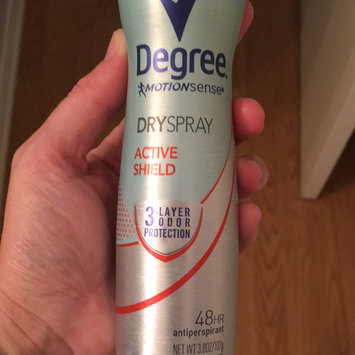 Photo of Unilever Degree Anti-Bacterial Odor Protection Deodorant - 3.8 oz uploaded by Melissa J.