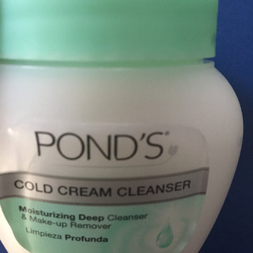 Pond's Cold Cream Cleanser uploaded by Crystal A.