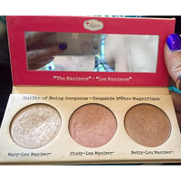 the Balm - the Manizer Sisters Luminizers Palette uploaded by Liz H.