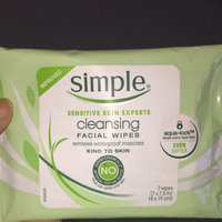 Simple® Eye Makeup Remover Pads uploaded by Kayla W.