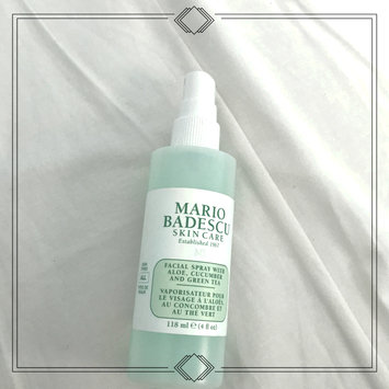 Photo of Mario Badescu Facial Spray with Aloe, Cucumber & Green Tea uploaded by Valerie T.