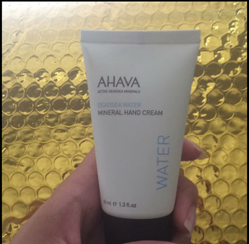 AHAVA Mineral Hand Cream uploaded by Mary Anna M.