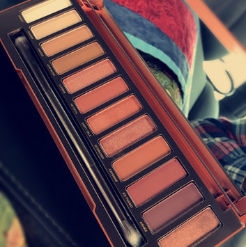 Urban Decay Naked Heat Eyeshadow Palette uploaded by Alyssa B.