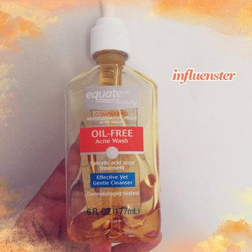 Neutrogena Oil-Free Acne Wash uploaded by kelly N.