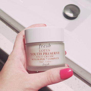 Fresh Lotus Youth Preserve Face Cream With Super 7 Complex 0.5 oz uploaded by Lauren F.