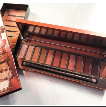 Urban Decay Naked Heat Eyeshadow Palette uploaded by Roz A.