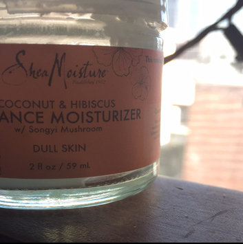 SheaMoisture Coconut & Hibiscus Spot Correcting Moisturizer uploaded by Sreeja R.