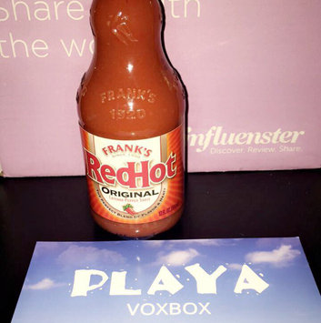 Frank's RedHot® Original Cayenne Pepper Sauce uploaded by Guadalupe A.