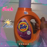Tide Plus Febreze Freshness Spring And Renewal Scent HE Turbo Clean Liquid Laundry Detergent uploaded by Adilene P.