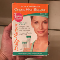 Sally Hansen® Creme Hair Bleach for Face uploaded by Evelyn Z.