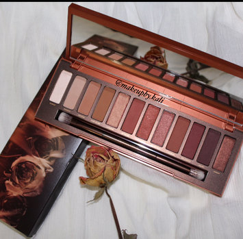 Urban Decay Naked Heat Eyeshadow Palette uploaded by Kali D.
