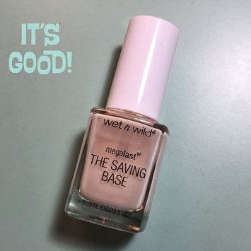Wet n Wild MegaLast The Saving Base-Never Basic (CLEAR) -220D - 0.45 oz. uploaded by Briana J.